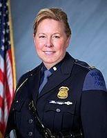 Michigan State Police Director Col. Kriste Kibbey Etue.