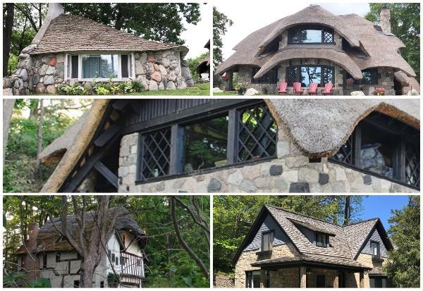 Hidden gem hobbit-type mushroom houses you can rent in