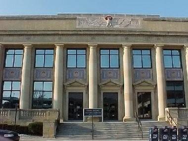 Flint's U.S. District Court building