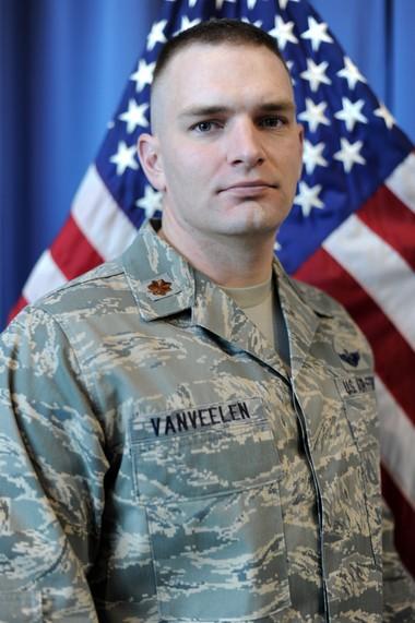 Maj. Ryan VanVeelen