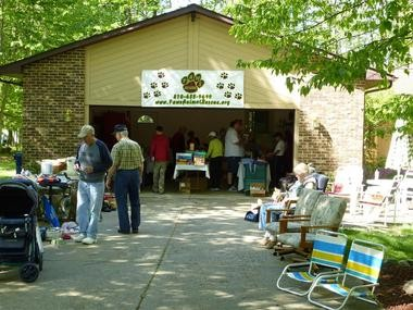 Subdivisions Winchester Village and Winchester Village in Swartz Creek will hold their annual garage sale beginning Saturday, May 11.