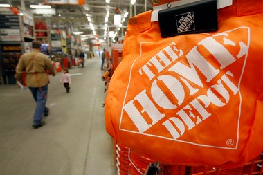 Two men are facing federal charges after authorities say they defrauded Home Depot of more than $300,000 by switching UPC codes on high-priced items with codes form similar cheaper items.