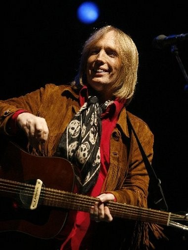 Tom Petty performs during the Vegoose music festival in Las Vegas in this 2006 Associated Press file photo.