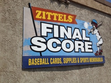 Zittels' Final Score in Grand Blanc