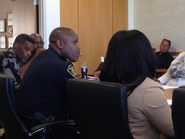 Flint Police Chief James Tolbert told the city council during a public safety committee meeting Wednesday, Aug. 5, that homicides, criminal sexual conducts, and robberies were on the rise. He said other priority one crimes were on the decline.