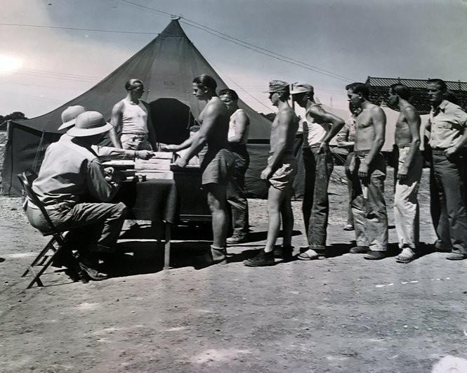 German POW camp near Owosso held hundreds of World War II