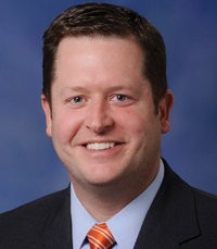 Rep. Jase Bolger is a Marshall Republican and the speaker of the Michigan House of Representatives.