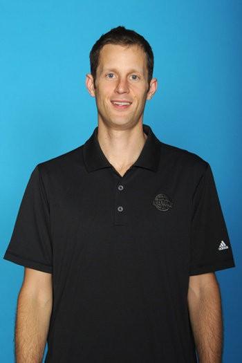 Pistons assistant Charles Klask