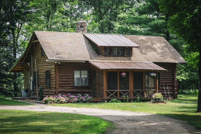 Michigan paradise for sale: Own nearly 4 miles of Pere Marquette