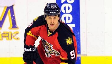 Stephen Weiss has averaged 14 goals and 39 assists in 10 full seasons with the Florida Panthers.