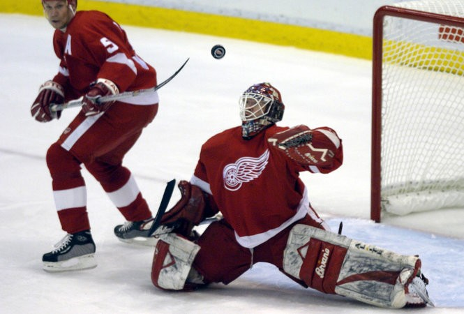 13274eeb Looking back at every season from Red Wings' 25-season playoff ...