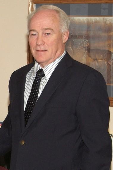 Dan George, superintendent of Creative Technologies Academy
