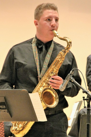Rockford High School Jazz Band named top Big Band at festival