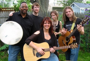 Boca Musica is one of several international bands performing at the Tall Ship Celebration 2013 in Bay City.