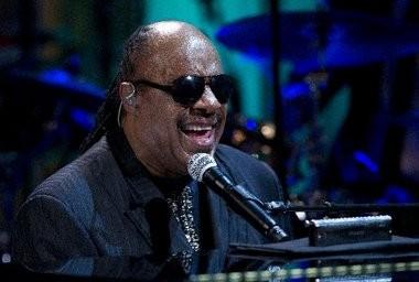 Grammy-winning singer, songwriter and Saginaw native Stevie Wonder