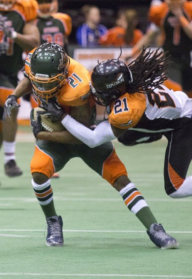 The Erie Explosion have agreed to return and defend their CIFL title in 2014.