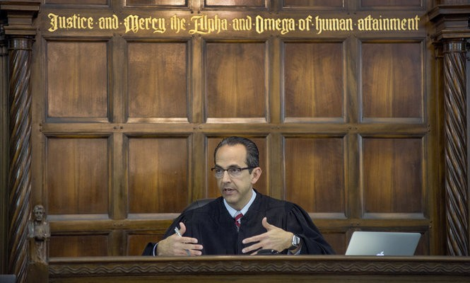 Midland judge denies bid to disqualify Saginaw judge from