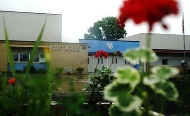 Buena Vista High School 3943 E. Holland in Buena Vista Township.