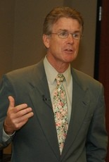 Executive director of the Michigan High School Athletic Association Jack Roberts