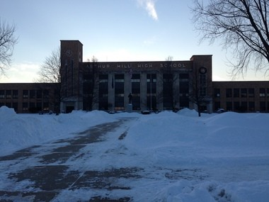 Arthur Hill High School, 3115 Mackinaw in Saginaw