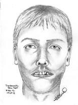 The Frankenmuth Police Department released a sketch of a suspect in an indecent exposure reported in town and later arrested Kevin Allen Burke of Clio in the case.