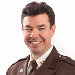 Saginaw County Sheriff William Federspiel
