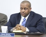Buena Vista Township Manager Dexter Mitchell