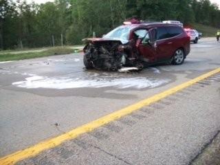 Two die in wrong-way, head-on crash on U S  10 - mlive com