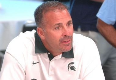 Michigan State defensive coordinator Pat Narduzzi is considered one of the most promising coaches in the nation, and his name often surfaces when there is a high-profile opening.