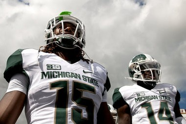 Michigan State cornerback Trae Waynes should see the field considerably more as a sophomore this season.