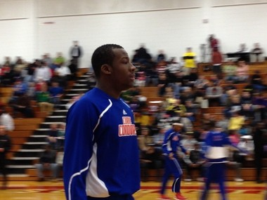 Chicago Curie's Cliff Alexander was being recruited by Michigan State, but apparently not anymore.