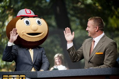 ESPN analyst Kirk Herbstreit believes Michigan will need to work hard to avoid turnovers if the Wolverines are to beat the Spartans in Saturday's game in East Lansing.