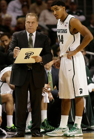 Tom Izzo says Gary Harris' long-term health is what matters most to Michigan State.