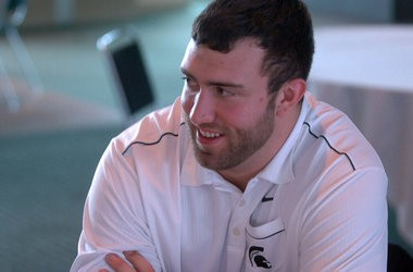 Michigan State outgoing senior Tyler Hoover has accepted an invitation to play in the College Football All-Star Bowl on Feb. 14.