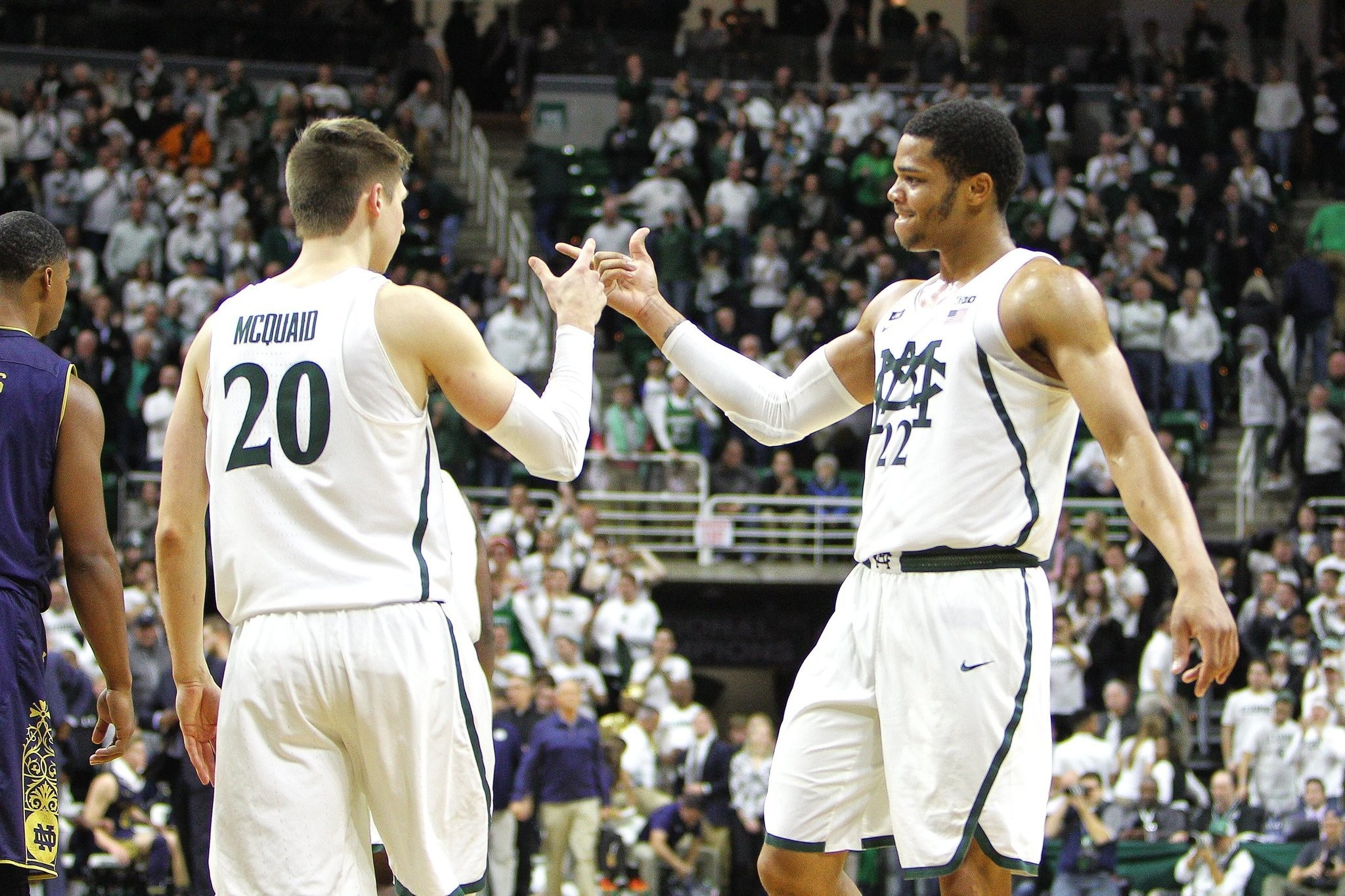 Michigan State Ranked No 1 In Ap Poll For Fifth Time In