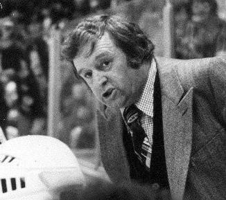 Wren Blair as Saginaw Gears owner in 1978.
