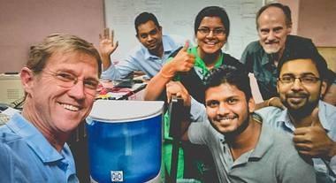 Crazy simple' gadget turns regular table salt into life-saving