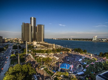"The New York Times has Detroit No. 9 on its list of ""52 Places to Go in 2017."""