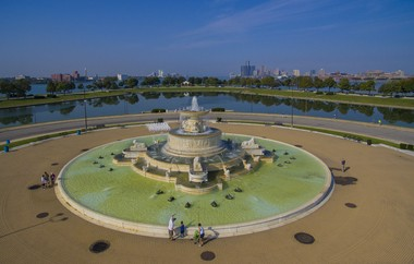 Belle Isle, Michigan's most popular state park, features several free attractions including a zoo, aquarium and Great Lakes museum.