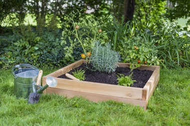 Food gardening remains a popular trend driving the do-it-yourself yard and garden industry.