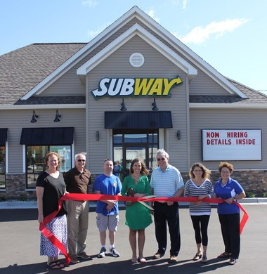 Emily Mallory and Abby Moniz, sisters and the 5th generation owners of Forward Corporation, recently acquired 42 Subway shops, giving them a total of 65.