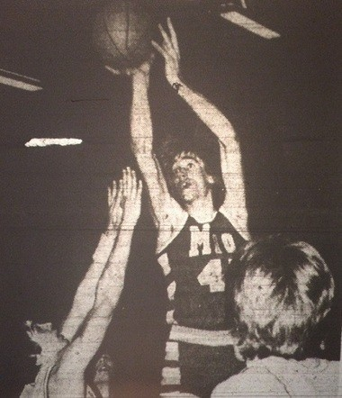 1979 Mio-Au Sable graduate Jay Smith poured in a state-record 2,841 points during his high school career.