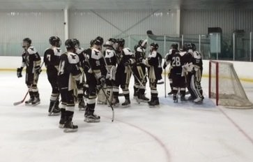 The Tri-City Icehawks posted a 4-0 record at the Islander Showcase. (Courtesy Tri-City Icehawks)