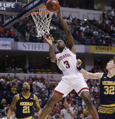 OG Anunoby will step into a starting role for Indiana.