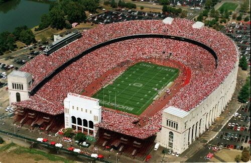 Ohio State 'Horseshoe' one of college football's iconic ...