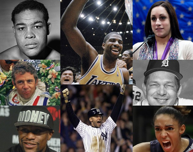The most famous athlete from each of Michigan's 83 counties