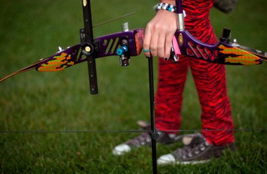 The Flint Olympian Games archery competition concluded July 21 at Flint Bowmen Archery Club in Grand Blanc.