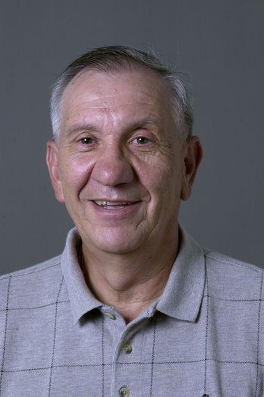 Jim Vukovich, former Bentley High School baseball coach, 2001