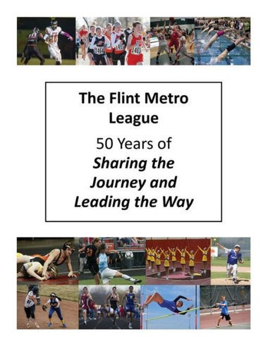 A new book about the history of the Flint Metro League is on sale for $13.99