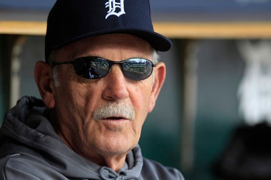 Jim Leyland spoke at length about his closer situation Monday during his morning session with media members.